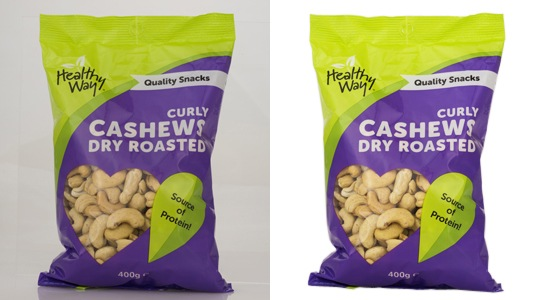 Clipping Path for product image